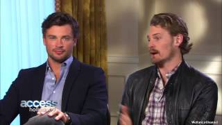 Tom Welling & Josh Pence: What Women Will Love About 'Draft Day'
