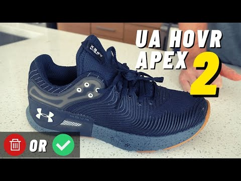 Under Armour HOVR Apex 2 | Good for Everything?