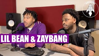 Lil Bean & ZayBang talks San Francisco, Thizzler, recording together, their relationship, and more !