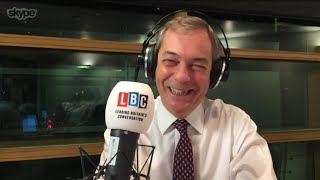 The Nigel Farage Show: Has UKIP served its purpose? Live LBC - 16th January 2018