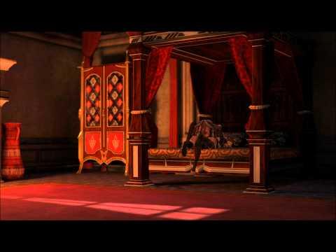 Dragon Age 2: Female Hawke and Merrill Romance -- Spoiler --