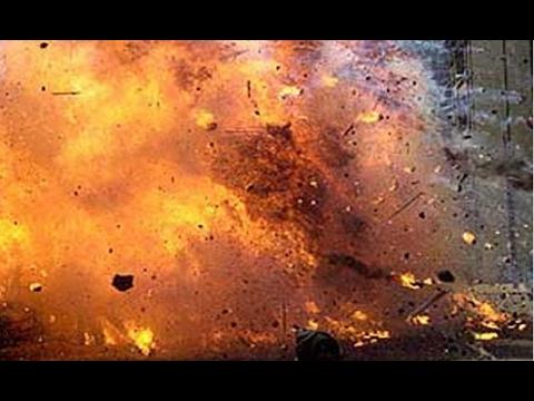 Bomb blast in Hayatabad near Medical complex in Peshawar
