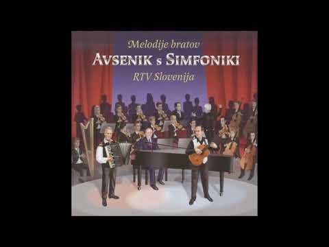 Ansambel Avsenik S Simfoniki - Slovenija, Od Kod Lepote Tvoje