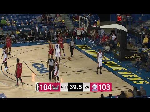 Antonio Blakeney (31 points) Highlights vs. Delaware 87ers