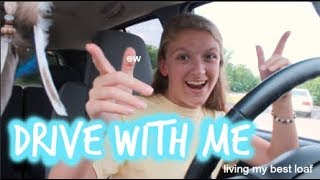 Drive with Me!! chapstick and being your average terd + PR haul