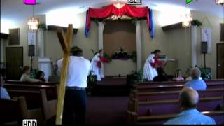 """By His Wounds"" worship dance by Yeshua"