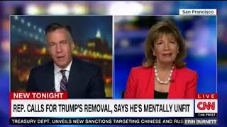 Congresswoman Speier Talks About Trump, 25th Amendment