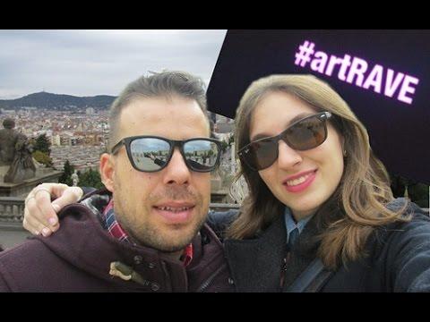 Lady Gaga artRAVE + Paseando por Barcelona | VLOG 1