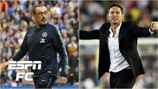 Will Chelsea sack Maurizio Sarri in favor of Derby's Frank Lampard? | Extra Time