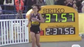 2013横浜国際女子マラソン 全選手ゴール集