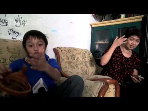 Keisha Alvaro Dididik Keras Oleh Sang Nenek