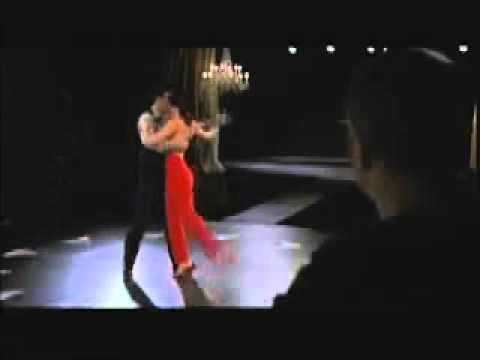 O Assassino e o Tango  Armando Orzuza  Luciana Pedraza dancing 'Regreso al Amor'.avi