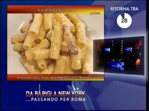 DA PARIGI A NEW YORK PASSANDO PER ROMA PT3