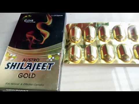 Shilajit gold review thumbnail