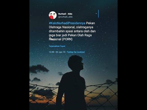 Tutorial Edit Foto Tweet Di Twitter Transparan Dengan Background | ANDROID TRICK