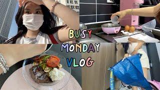 A BUSY MONDAY VLOG⏰