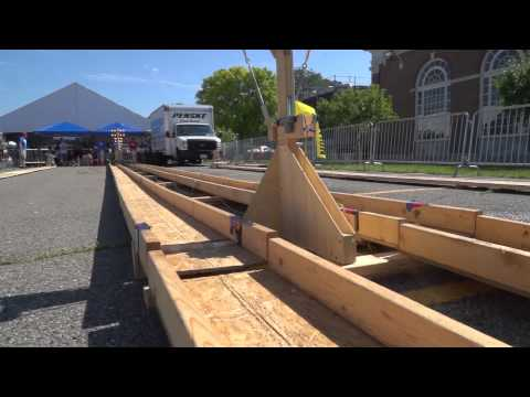 Hive13 Power Tool Drag Race at the Detroit Maker Faire 2015