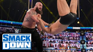 10-Man Tag Team Match: SmackDown, Jan. 29, 2021