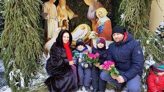 Старый Новый год у Св.Матронушки.