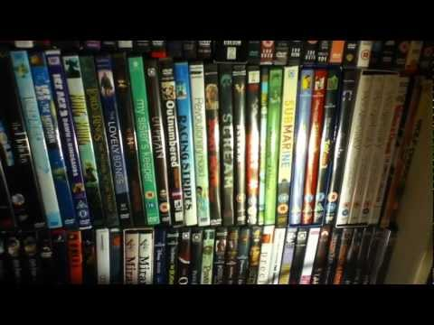 My DVD Collection | ASMR