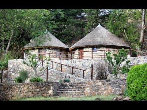 Semongkong Lodge (Place of Smoke) - Lesotho.