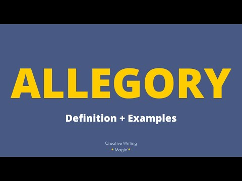 Allegory: Definition + Examples 🐖