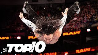 Jeff Hardy's wildest Swanton Bombs: WWE Top 10, Dec. 6, 2020