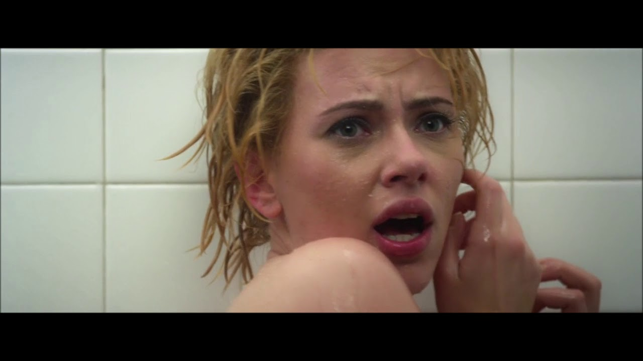 Download Hitchcock shower scene - Scarlett Johansson