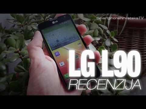 LG L90 video recenzija
