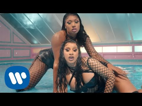 Watch Cardi B And Megan Thee Stallion S Wild Wap Video With