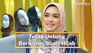 Kisah sukses bisnis scarf hijab bertahan di tengah pandemi
