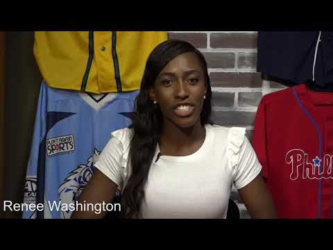 The Sports Break with Renee Washington- Sept  14th