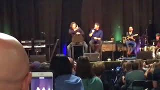 J2 Panel-SPNNJ 2017-Jensen would be Rory on Gilmore Girls