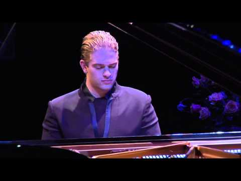 Joseph Moog live at the Miami International Piano Festival 2013.
