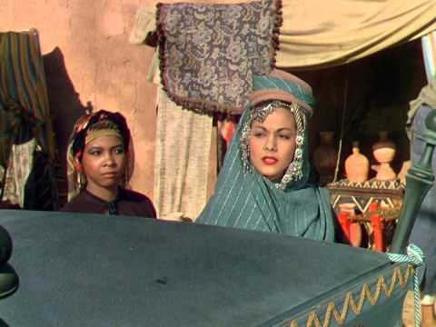 Random Movie Pick - Arabian Nights. 1942 YouTube Trailer