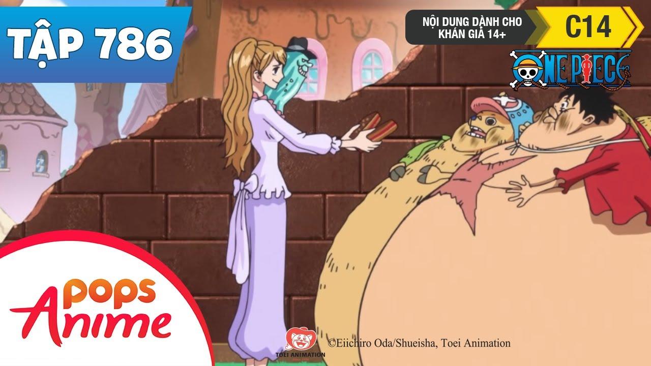One Piece Tập 786 - Totto Land! Tứ Hoàng Big Mom Xuất Hiện - Đảo Hải Tặc