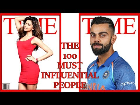Virat Kohli And Deepkia Padukone Make It To The TIME's 100 Most Influential People In The World