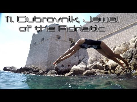 Sailing Dubrovnik, Jewel of the Adriatic - Tranquilo Sailing Around the World Ep.11