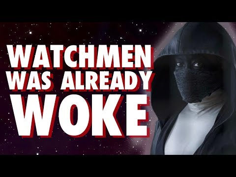 HBO's Watchmen Is Fine, You Guys Are Just Mean