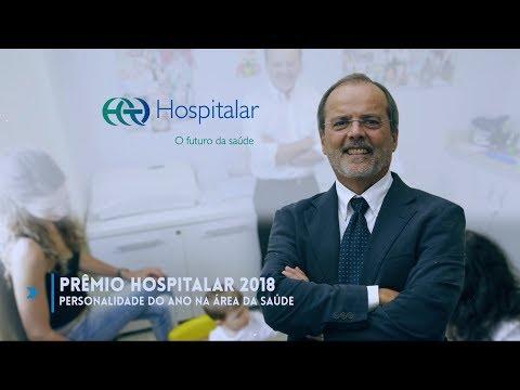 FILME DR. CESAR VICTORA - PRÊMIO HOSPITALAR 2018