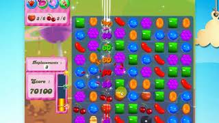 Candy Crush-Level 1210