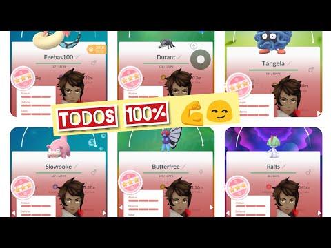 Truco Como Conseguir Pokes 100IV Perfectos GRUPO DISCORD IV100 VIDEO TUTORIAL COMO USAR #pokemongo thumbnail