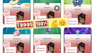 Truco Como Conseguir Pokes 100IV Perfectos GRUPO DISCORD IV100 VIDEO TUTORIAL COMO USAR #pokemongo