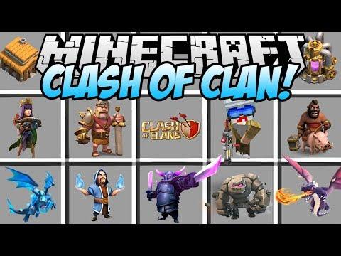 8 HERO CLASH OF CLAN TERKUAT YANG AKAN DIRELEASE MOJANG DI MINECRAFT!