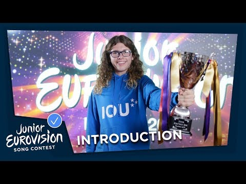 Introducing Taylor Hynes from Ireland 🇮🇪 - Junior Eurovision Song Contest 2018