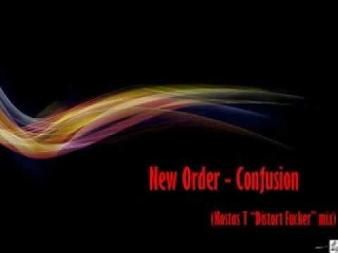 "New order - confusion ( Kostas T ""Distort fucker "" mix)"
