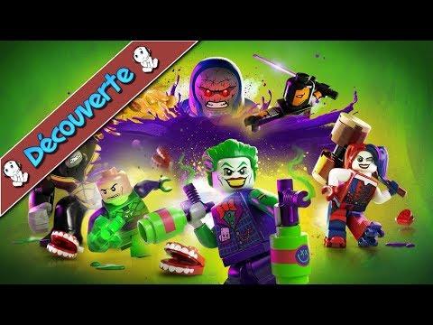 Nous avons joué à LEGO DC Super Vilains.