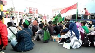 Demo Mahasiswa Tasikmalaya Depan PT.PERTAMINA (aksi 121)