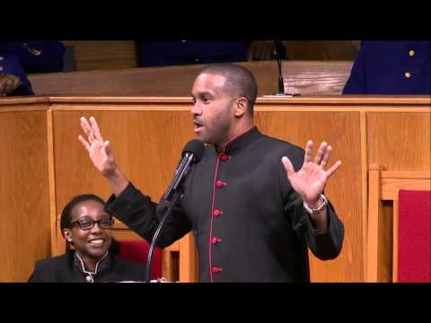 "June 8, 2013 ""I Shall Not Fear"" Pastor Howard-John Wesley"