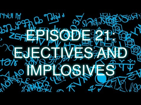 The Art of Language Invention, Episode 21: Ejectives and Implosives